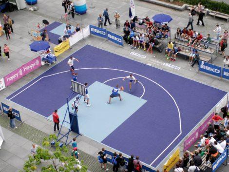 "Turnir u košarci ""Beko S. Ketch Street Basketball"""